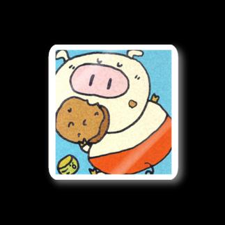 YONEのぶ~たん Stickers