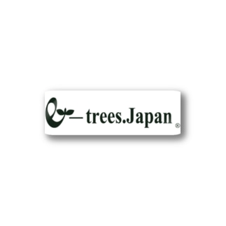 Unofficial e-trees goods Stickers