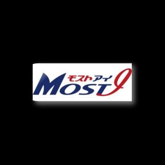 kametakaのモストアイ(イベント&レジャーサークル)ロゴ入り Stickers