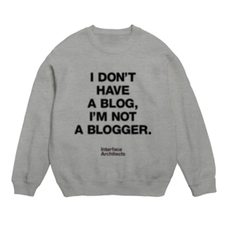 I'm not Blogger Sweats