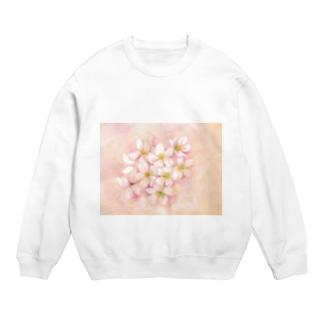 桜 スウェット