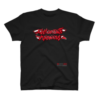 CHILDREN'S MADNESS [MSTFCD-001] Tシャツ