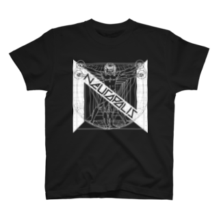 Madstiff TracksのNeuropolis [濃色Tシャツ用] Tシャツ