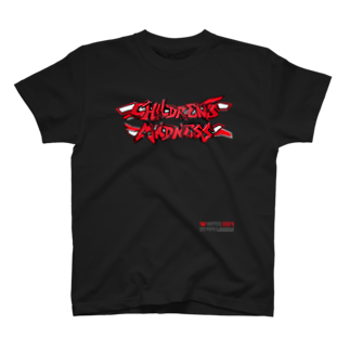 Madstiff TracksのCHILDREN'S MADNESS [MSTFCD-001] T-shirts