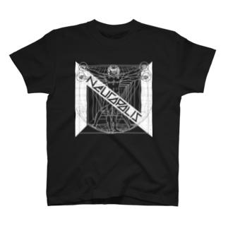 Neuropolis [濃色Tシャツ用] Tシャツ