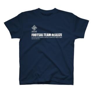 Tシャツ (白文字) T-shirts