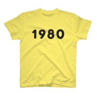 1980 T-shirts