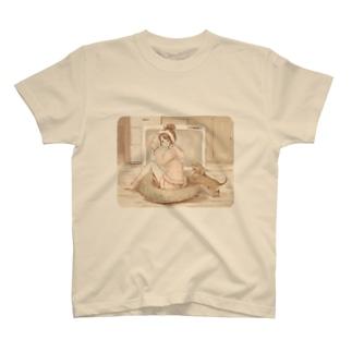 *ルームウェアっこ* Tシャツ