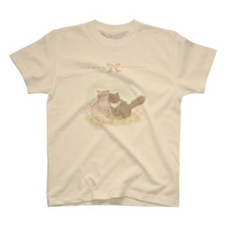 *ねこりぼん* Tシャツ