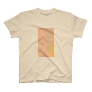 花・ピンク Tシャツ