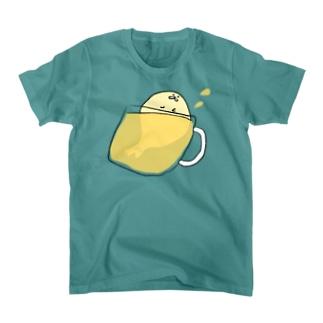 あざらしのなつ Tシャツ
