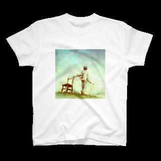PPA Lab.のacross the sky Tシャツ