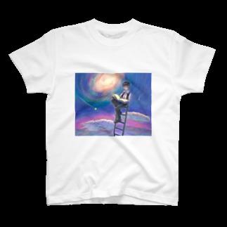PPA Lab.のホシの銀河 Tシャツ