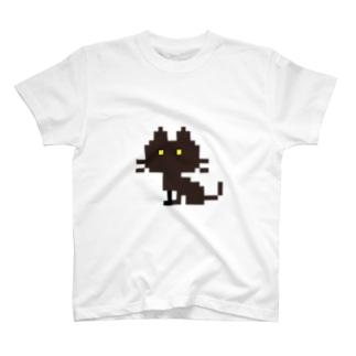 ねこさん Tシャツ