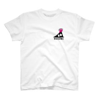 SUZURI×galaxxxy Tシャツ