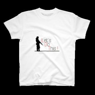 ぐれい提督のLet's Do This! T-shirts