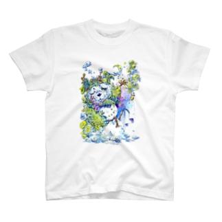 ウィンターフレンド T-shirts