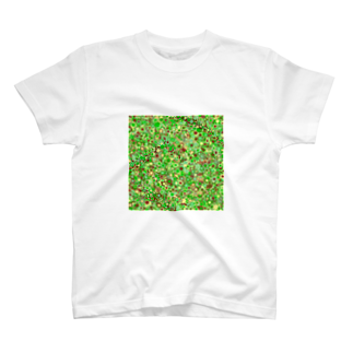 レオナのCamouflage(Flower) Tシャツ