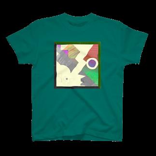 COTANのWORLD T-shirts