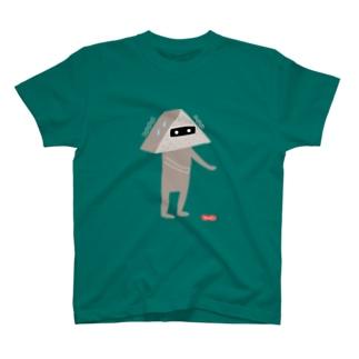 Wooofys にゃぐさん T-shirts