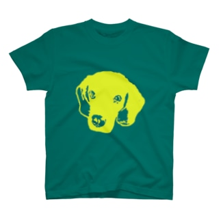 koziのビーグルイエロー T-shirts