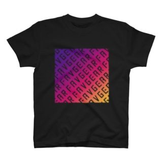 FAVGEAR | pattern [gradation] T-shirts