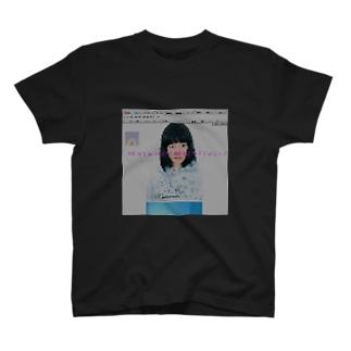 rblg bomb girl (dark) T-shirts