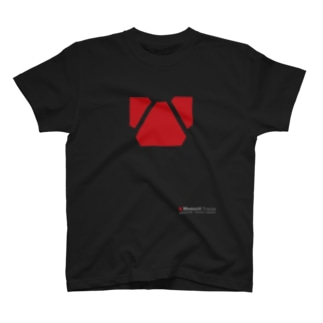 Madstiff Tracks Logo 「CHILDREN'S MADNESS」 [Red] T-shirts