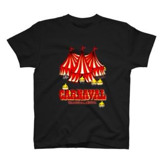 CARNAVAL サーカステント T-shirts