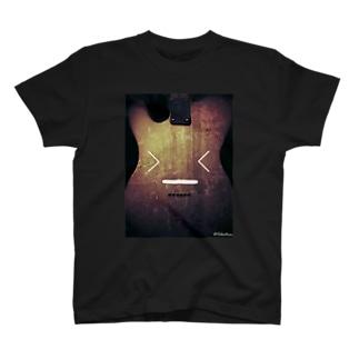 照れクション T-shirts