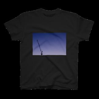 大島翔吾のクレーン T-shirts