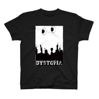 DYSTOPIA EYE T-shirts