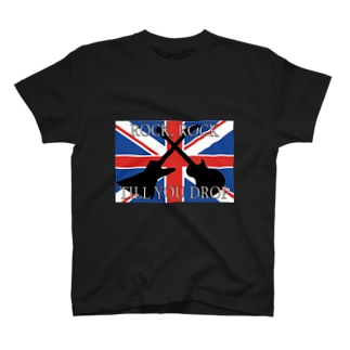 ROCK ROCK T-shirts