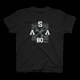 SAABOのRamp to clash T-shirts