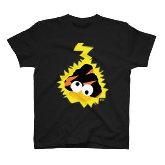 【マッキィ】びりびり T-shirts