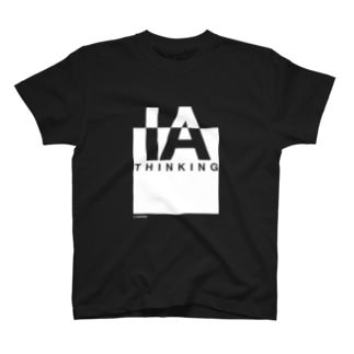 IAシンキング WH T-shirts