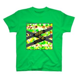websitemodel(Green) T-shirts