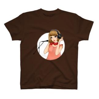 レトロアイドル T-shirts
