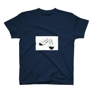 古屋智子(TomokoFuruya)のうわぐつ T-shirts