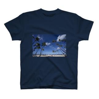 ハワイアン T-shirts