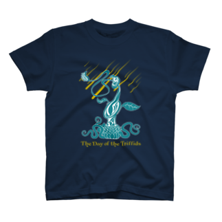 GubbishのThe Day of the Triffids T-shirts