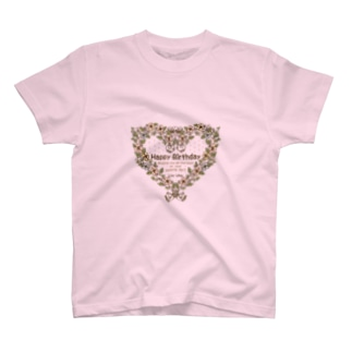 Litt lykke. お誕生日ギフト T-shirts