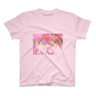 天使ガブリエル〜椿〜 T-shirts