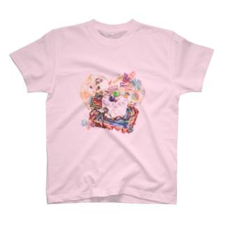 SweetCakeTime T-shirts