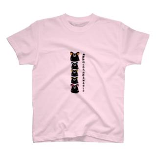 あまみのくうろうさぎAMAQLO T-shirts