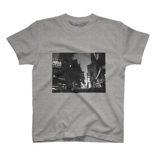 NYマンハッタン T-shirts