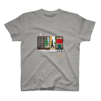 珈琲店 T-shirts