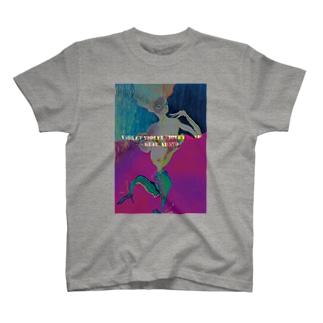『VIOLET VIOLET VIOLET BLUE』』 T-shirts