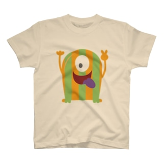 MONSTERS Tシャツ