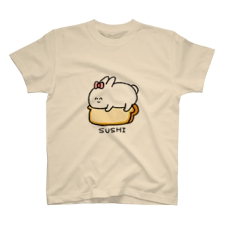 アベカワ寿司(カラーシャツ用) Tシャツ